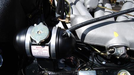 Mercedes Benz engine after highres