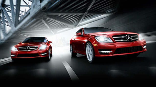 Mercedes C-Class Luxury Cars