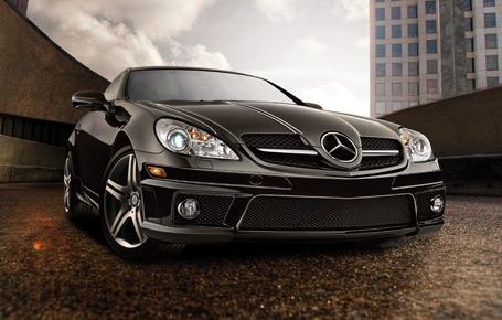 Mercedes Benz 2011 SLK350