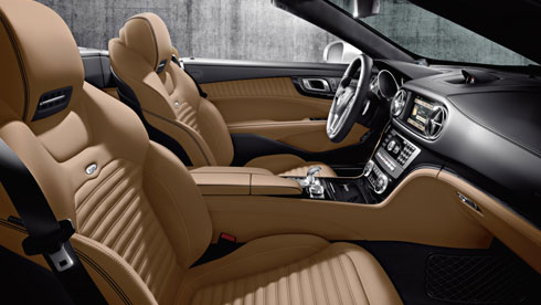 designo Paint, Leather and Interior Trim - Mercedes-Benz