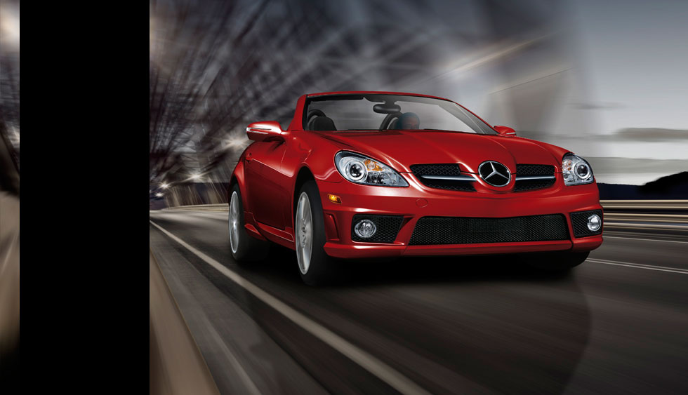 Mercedes Benz fleet program hero cla