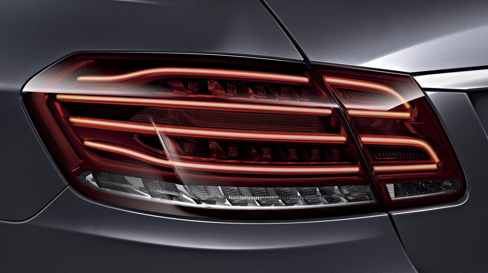 Coupe and interiors on pinterest for Mercedes benz lighting
