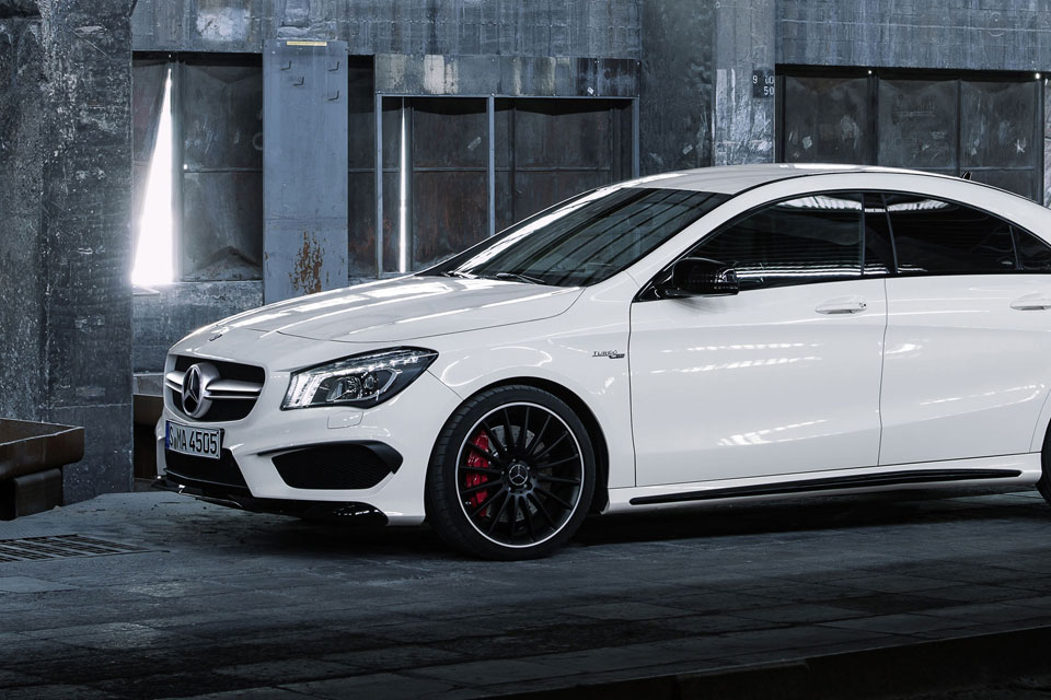 2014 Mercedes Benz Cla45 Amg Priced From 48 375 Photo Gallery Pictures ...