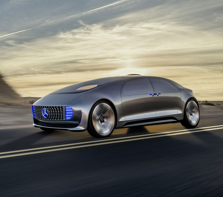 Mercedes benz f 015 luxury in motion concept car for Upcoming mercedes benz models