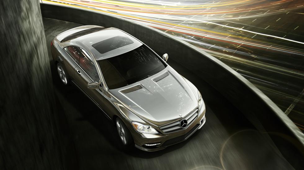 Mercedes Benz 13 CL550 1004