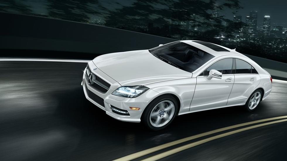 Mercedes Benz 13 CLS550 1004