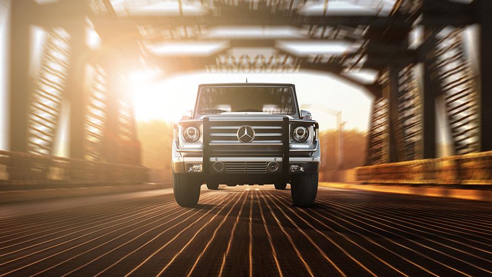 Mercedes Benz 13 G550 1004