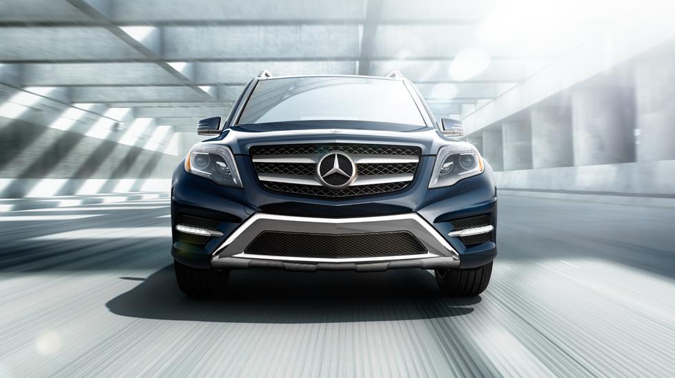Mercedes Benz 13 GLK 1004
