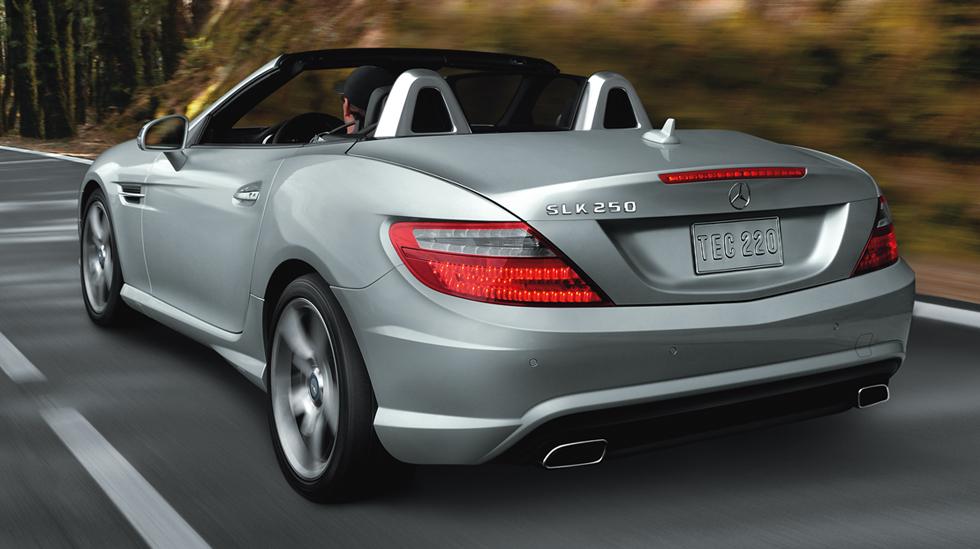 Mercedes Benz 13 SLK250 002