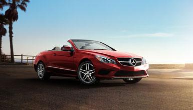 Mercedes Benz 2014 E CLASS CABRIOLET 385x219