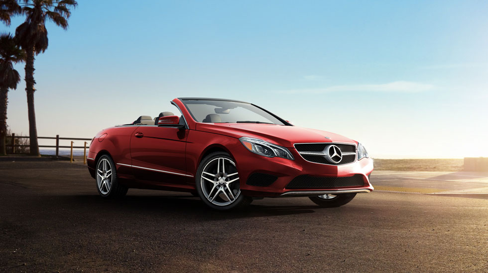 Mercedes Benz 2014 E CLASS CABRIOLET 980x549