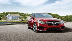 Mercedes Benz 2014 E CLASS SEDAN FEATUREDGALLERY 1