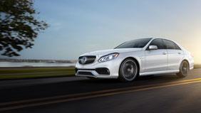 Mercedes Benz 2014 E CLASS SEDAN FEATUREDGALLERY 2