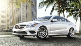 Mercedes Benz 2014 E CLASS COUPE 282x160