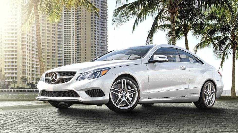 Mercedes Benz 2014 E CLASS COUPE 980x549