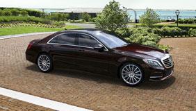 Mercedes Benz 2014 S CLASS S550 SEDAN FEATUREDGALLERY 282x160 02