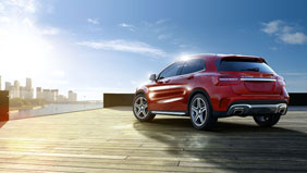 Mercedes Benz 2015 GLA CLASS SUV FEATUREDGALLERY 282X159 01