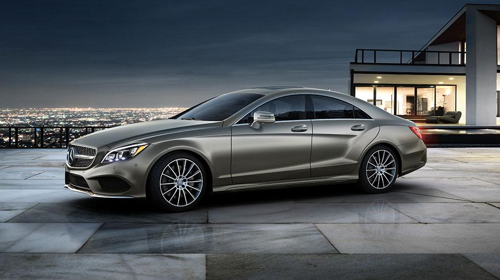 Mercedes Benz 2015 CLS SEDAN FEATURED GALLERY 980X549 02