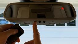 program garage door opener mercedes e350