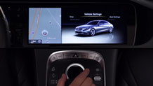 Mercedes Benz Thumb S Class MY14 Vehicle Settings@1x