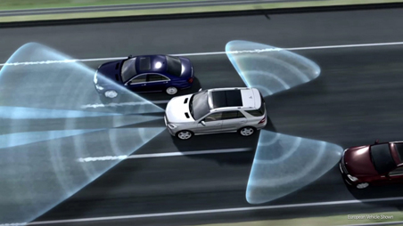 Mercedes Safety: Attention Assist, Pre-Safe & Distronic ...