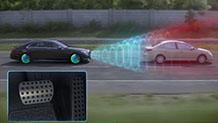Mercedes Benz 11 TV Collision Prevention Assist