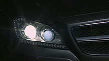 Mercedes Benz 13 TV Lighting Technologies