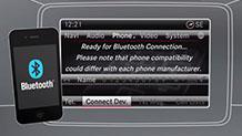 Mercedes Benz 16 TV Bluetooth