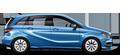 Mercedes Benz 2014 B CLASS EV GLOBALNAV D