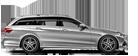 Mercedes Benz 2014 E CLASS WAGON GLOBALNAV D
