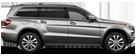 Mercedes Benz 2014 GL CLASS SUV GLOBALNAV D