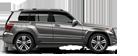 Mercedes Benz 2014 GLK CLASS SUV GLOBALNAV D