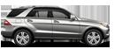 Mercedes Benz 2014 M CLASS SUV GLOBALNAV D
