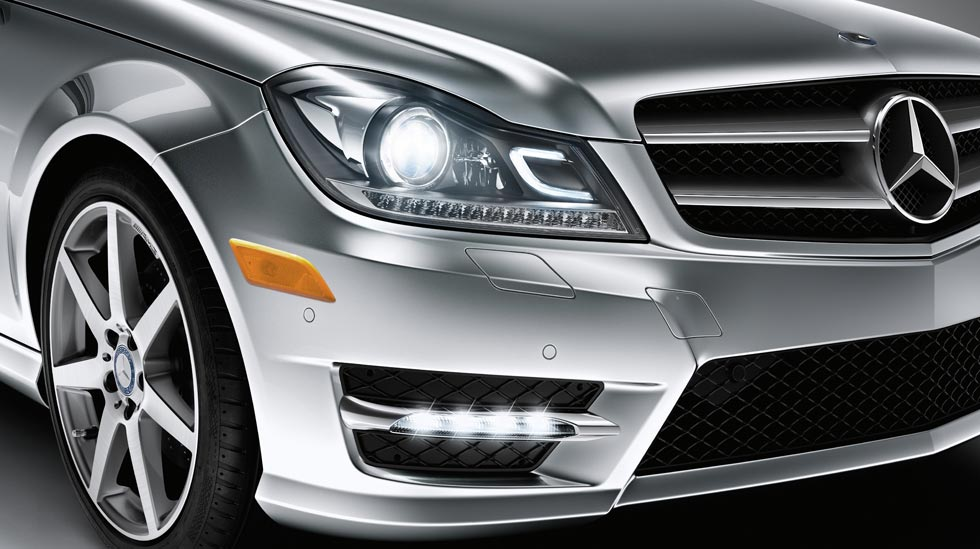 how to change side marker bulb w204 mercedes