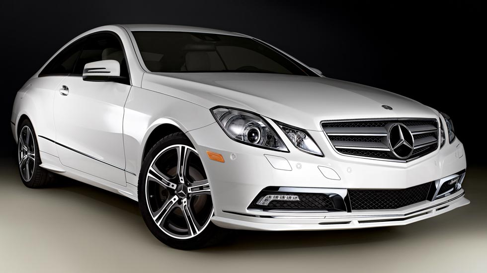 This grill on an E350 New 55 Tech options  MBWorldorg Forums