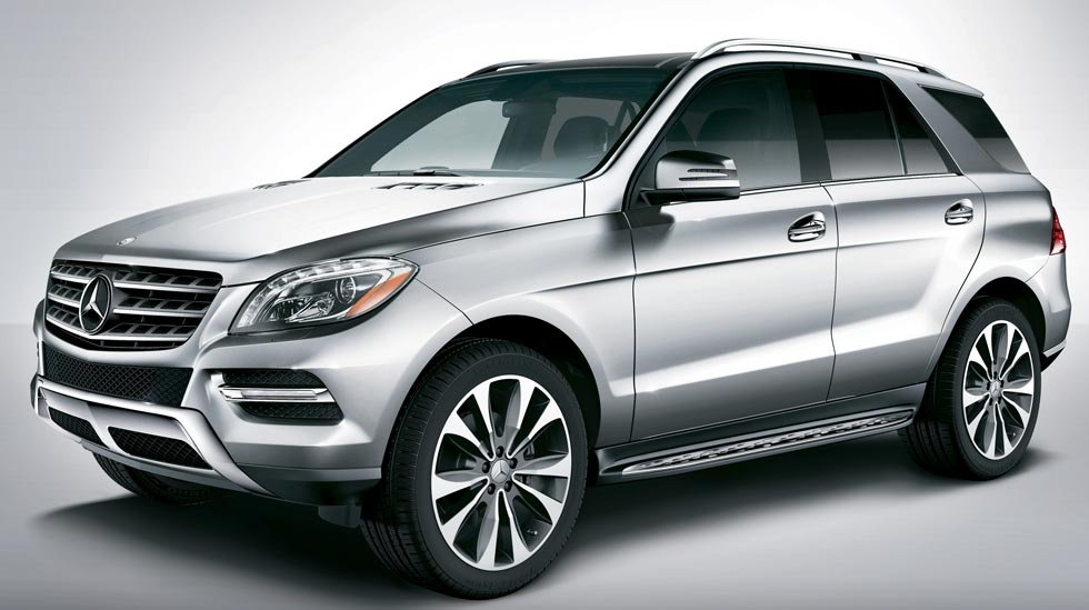 Have you owned mercedes ml350 lexus rx350 or bmw x5 vehicles 2013 automotive sports