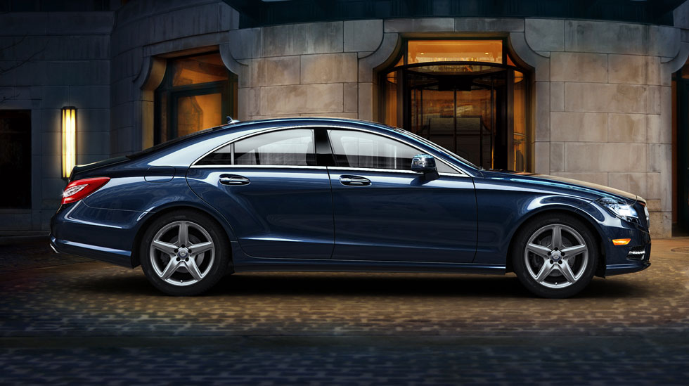 2013 CLS Class CLS550 Coupe Gallery 002 GOE