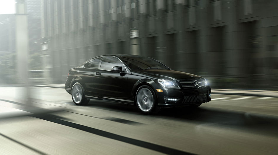 Mercedes Benz 2014 C CLASS COUPE GALLERY 001 GOE D