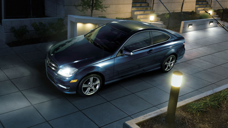 Mercedes Benz 2014 C CLASS COUPE GALLERY 004 GOE D