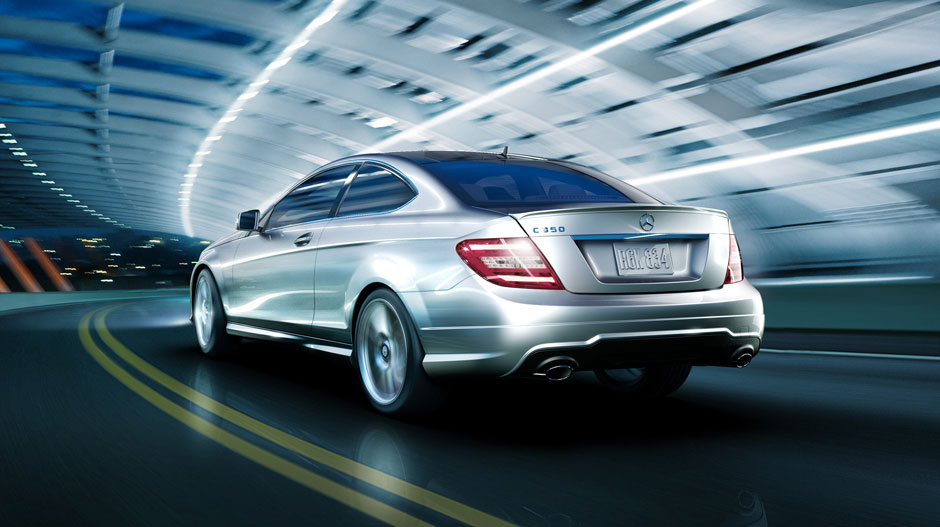 Mercedes Benz 2014 C CLASS COUPE GALLERY 007 GOE D