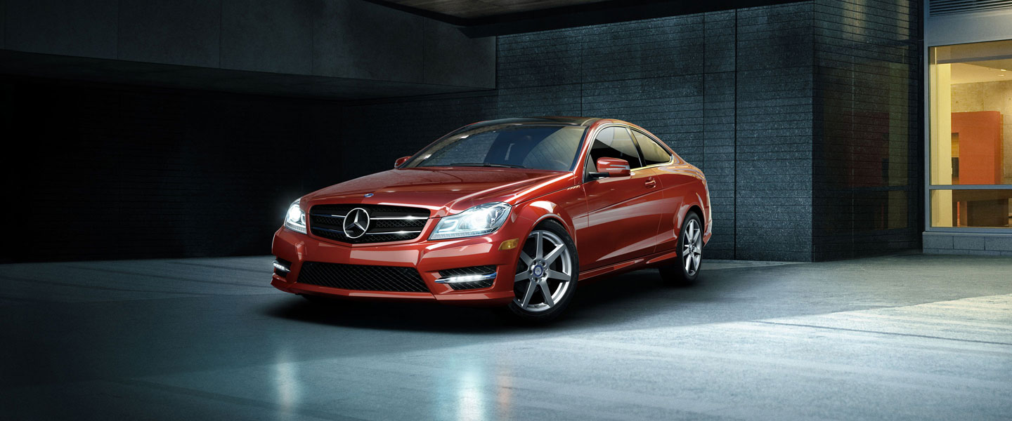 2014 C250 Coupe