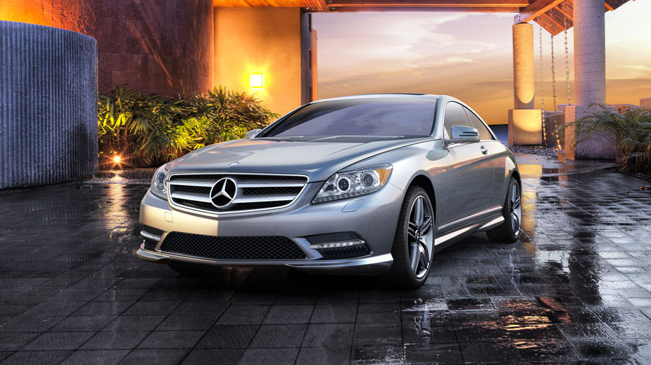 Mercedes Benz 2014 CL CLASS COUPE GALLERY 001 GOE D