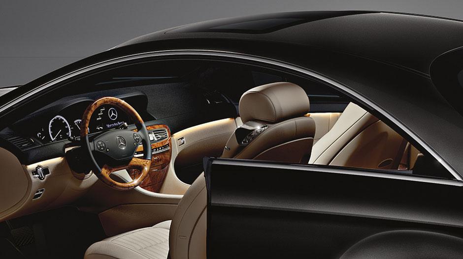 Mercedes Benz 2014 CL CLASS COUPE GALLERY 002 GOI D