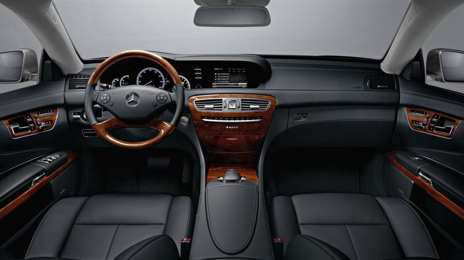 Mercedes Benz 2014 CL CLASS COUPE GALLERY 003 GOI D