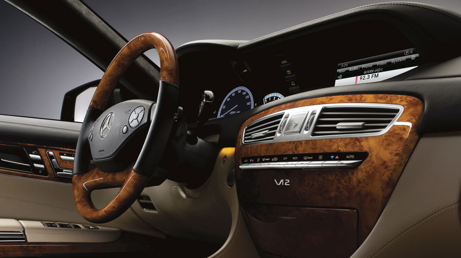 Mercedes Benz 2014 CL CLASS COUPE GALLERY 004 GOI D