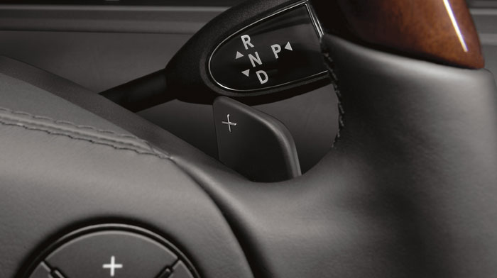 CL-Class paddle shifters