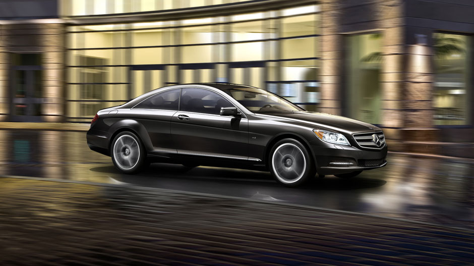 Mercedes Benz 2014 CL CLASS COUPE GALLERY 011 GOE D