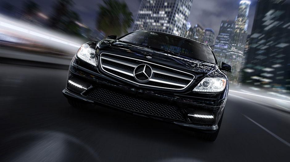 Mercedes Benz 2014 CL CLASS COUPE GALLERY 015 GOE D
