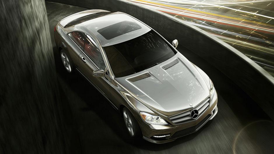 Mercedes Benz 2014 CL CLASS COUPE GALLERY 017 GOE D