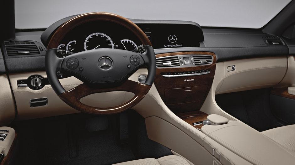 Mercedes Benz 2014 CL CLASS COUPE GALLERY 019 GOI D